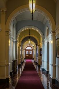 It's Quiet at the Legislature