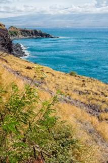 On the Road to Makena, Maui
