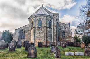 England - Walk Across the Moors to Lastingham -7110