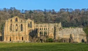 England - Rievaulx Abbey Ruins - 6854