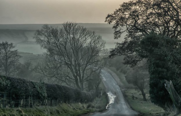England - Whitby to Hutton-le-Hole (via Castleton) - 6796
