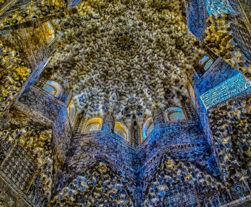 The Sultan's Bedroom, The Alhambra -11