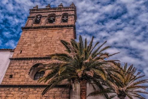 Church in Rhonda, Spain -18