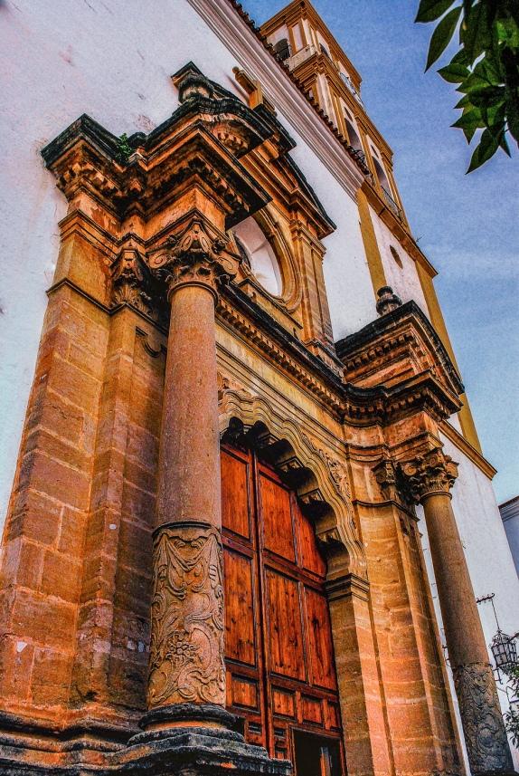Church in Rhonda, Spain - 3