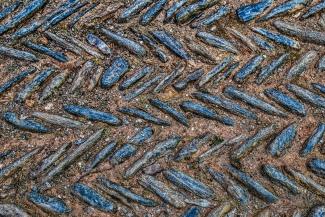 Cobblestone Chevron