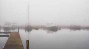 Foggy Day in Vinkeveen - 5790