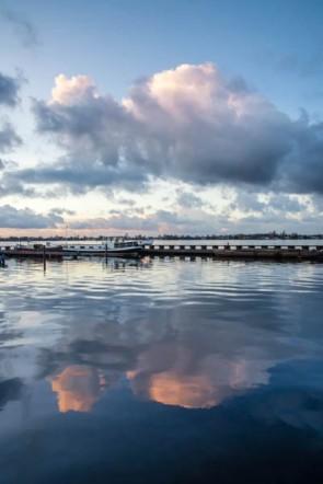 Sunset in Vinkeveen - 5950