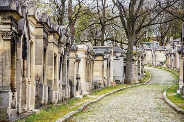 Cemetaire Pere Lachaise