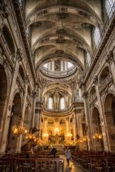 Inside Paroisse Saint-Paul Saint-Louis