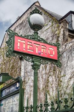 Le Metro a Saint-Germain