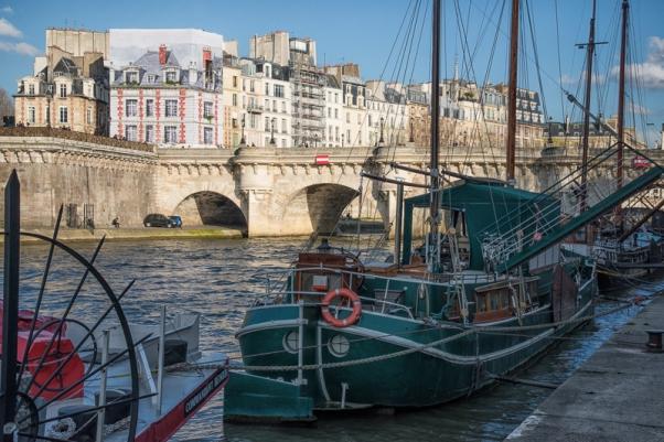 Life on the Seine