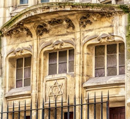 Synagogue Agoudas Hakehilos