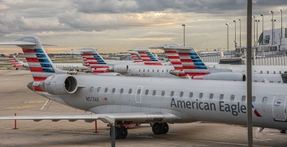 American Eagles (Chicago Airport)