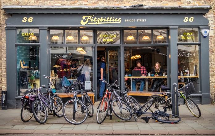 Chelsea Buns for Breakfast (Cambridge)