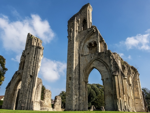 Glastonbury Abbey #1