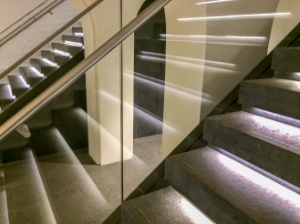 Mauritshaus Stairway