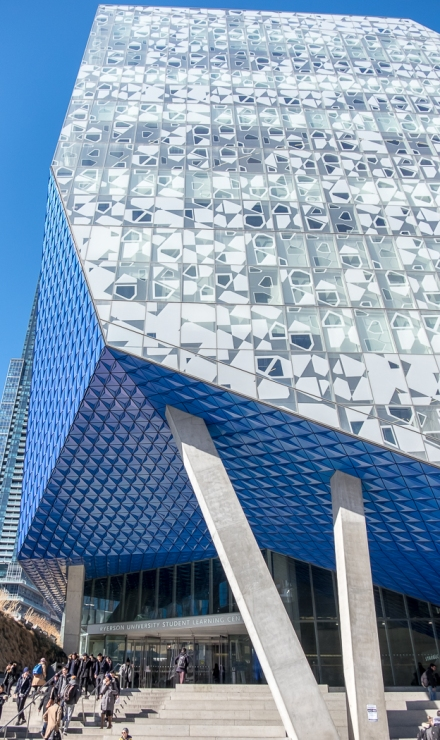 Ryerson University Student Learning Centre (Toronto)