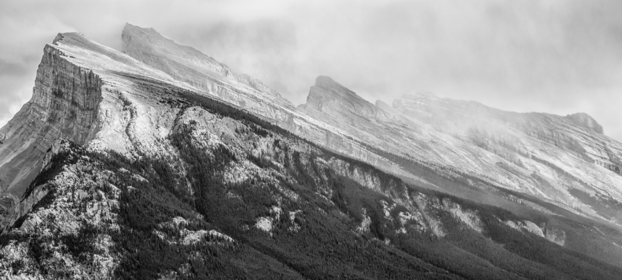 Through the Rockies Heading East
